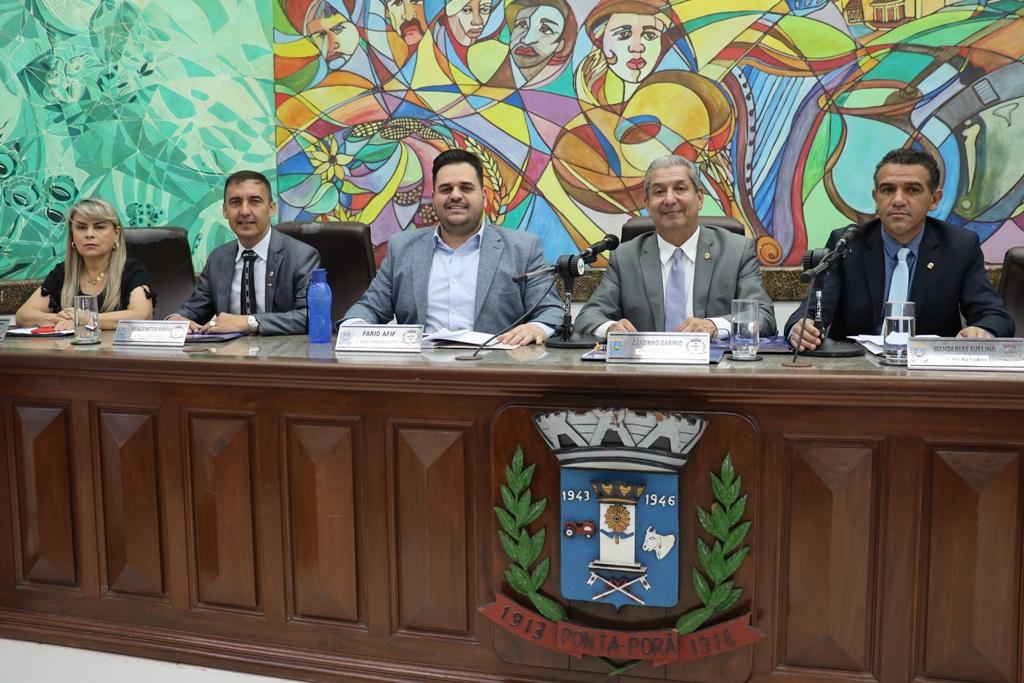 Câmara Municipal de Ponta Porã vai promover audiência pública para tratar do Revalida
