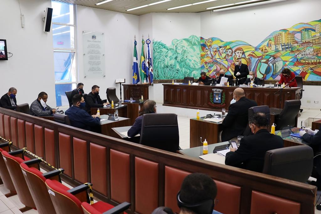 Vereadores aprovam projeto de lei para garantir investimentos em Ponta Porã