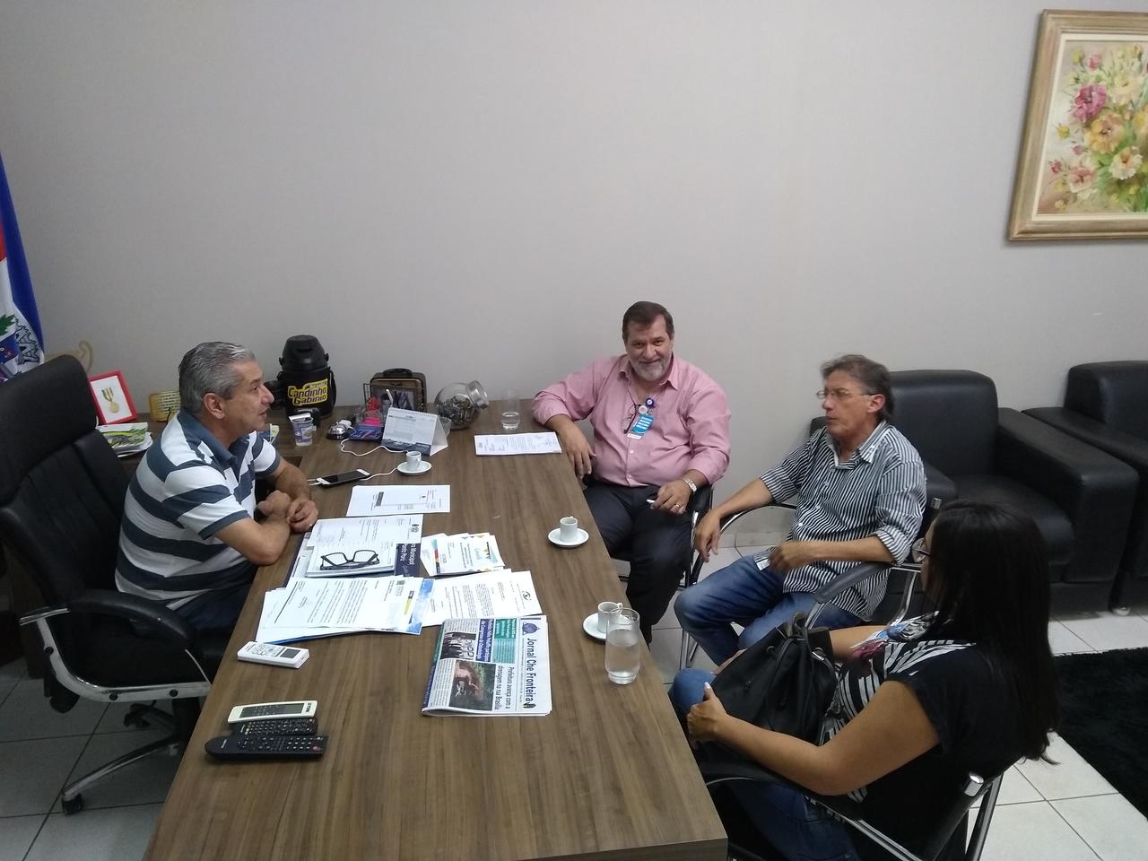 Diretores do Hospital Regional respondem questionamentos dos vereadores de Ponta Porã