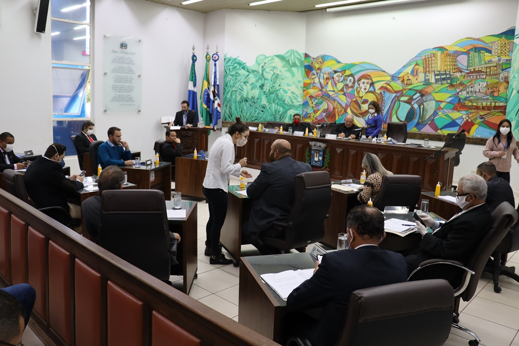 Vereadores de Ponta Porã vão promover audiência pública para prestar contas