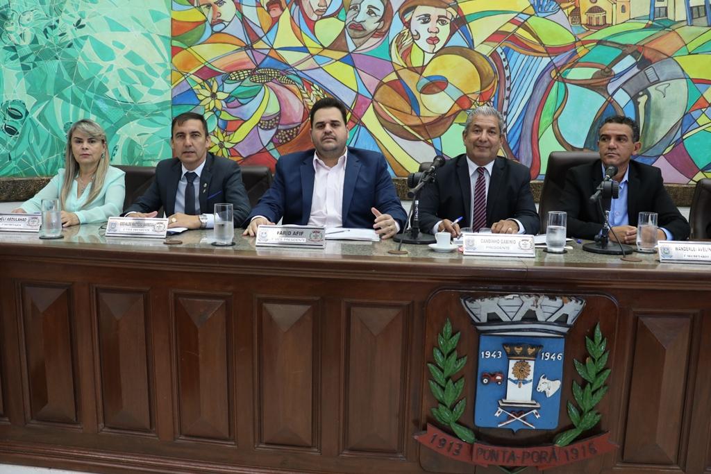 Câmara aprova criação de lei para punir discriminação religiosa em Ponta Porã