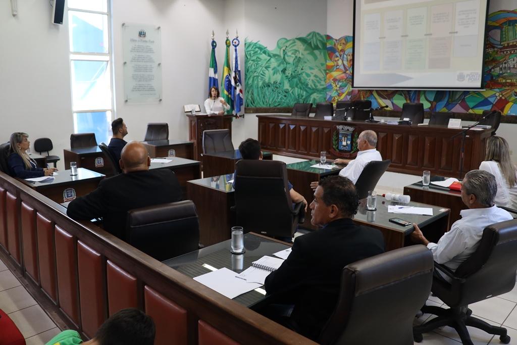 Vereadores promoveram audiência pública que discutiu Plano Diretor de Ponta Porã