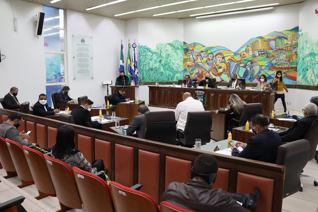 Vereadores aprovam projeto para garantir novos investimentos na infraestrutura de Ponta Porã