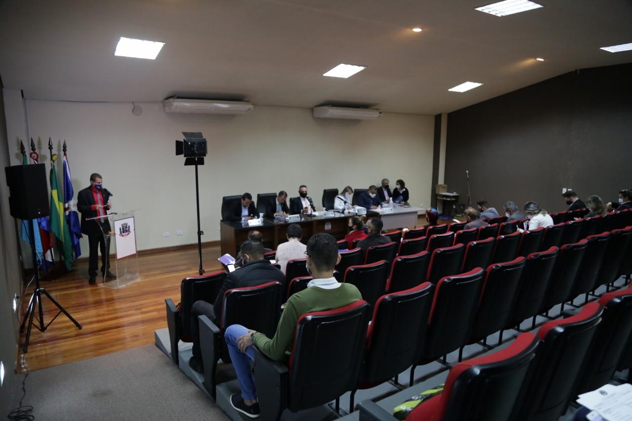 Vereadores aprovam criação da Agência Municipal de Trânsito em Ponta Porã