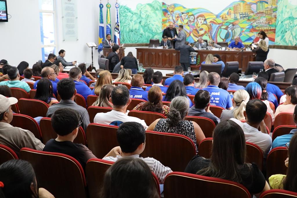 Vereadores aprovam projeto que cria Dia Municipal de Combate à Pólio em Ponta Porã