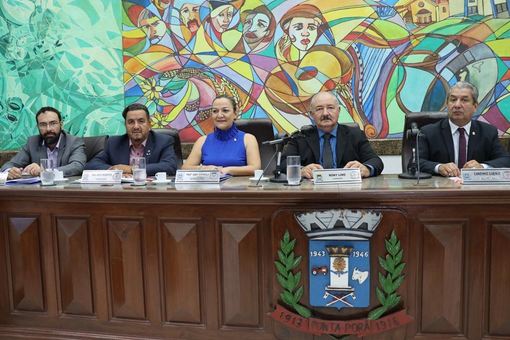 Vereadores convidam população para audiência pública de prestação de contas